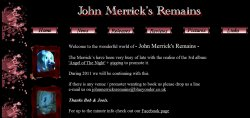 John Merricks Remains