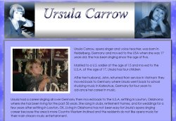 Ursula Carrow